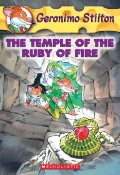 Geronimo Stilton. Book 14, The temple of the ruby of fire - Geronimo Stilton
