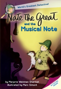 Nate the Great and the musical note - Marjorie Weinman Sharmat