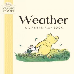 Weather : a lift-the-flap book - Pippa Shaw