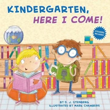 Kindergarten, here I come! - David Steinberg