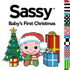 Sassy : baby's first Christmas.