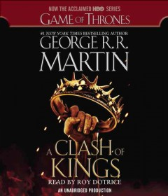 A clash of kings - George R. R Martin