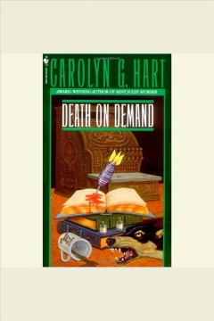 Death on demand - Carolyn G Hart