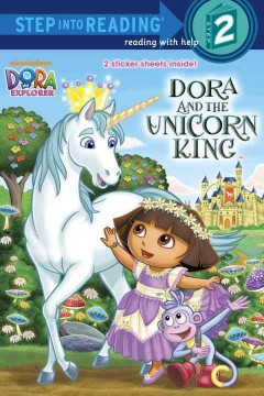 Dora and the Unicorn King - Ellie Seiss