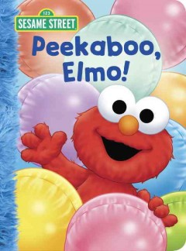 Peekaboo, Elmo! - Constance Allen