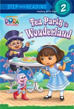 Tea party in Wonderland - Delphine Finnegan