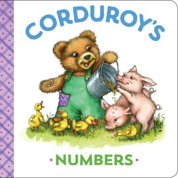 Corduroy's numbers - MaryJo Scott