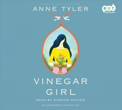 Vinegar girl : [The taming of the shrew retold] - Anne Tyler