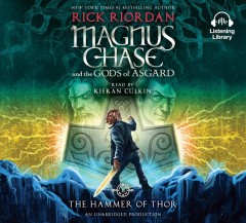 The hammer of Thor - Rick Riordan