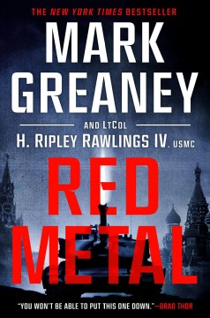 Red metal - Markauthor Greaney