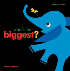 Who's the biggest? - Delphine Chedru