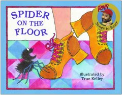 The spider on the floor - Raffi