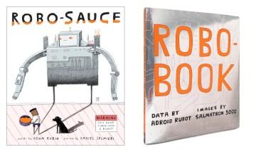 Robo-Sauce - Adam Rubin