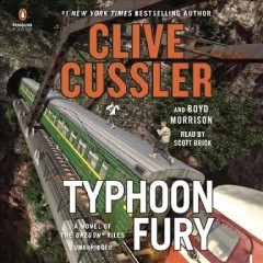 Typhoon fury - Clive Cussler