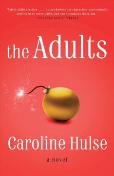 The Adults - Caroline Hulse
