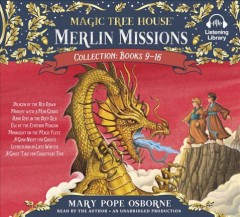 Merlin missions collection : books 9-16 - Mary Pope Osborne