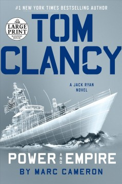 Tom Clancy Power and Empire - Marc Cameron