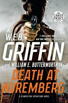 Death at Nuremberg - W. E. B.; Butterworth Griffin