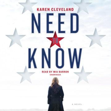 Need to Know - Karen; Barron Cleveland