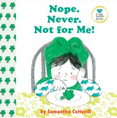 Nope. Never. Not for me! - Samantha Cotterill