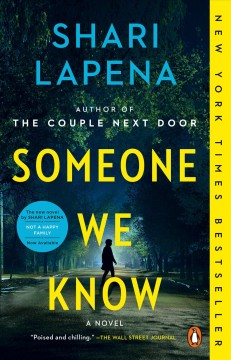 Someone we know : a novel - Shari Lapeña