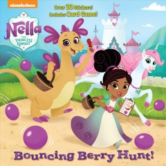 Bouncing berry hunt! - Courtney Carbone