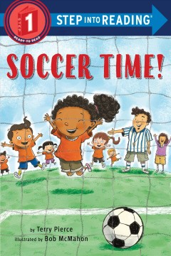 Soccer time! - Terry Pierce
