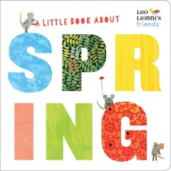 A little book about spring - Leo Lionni