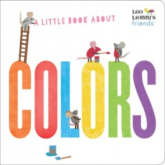 A little book about colors - Leo Lionni