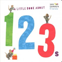 A little book about 123s - Leo Lionni