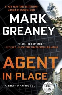 Agent in place - Mark Greaney