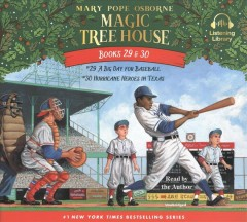 Big Day for Baseball - Mary Pope Osborne
