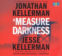 A measure of darkness : a novel - Jonathan Kellerman
