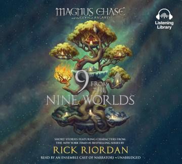 9 from the Nine Worlds - Rick Riordan