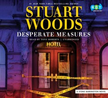 Desperate measures - Stuart Woods