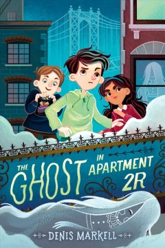 Ghost in Apartment 2r - Denis Markell