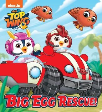 Big egg rescue! - Mary Tillworth
