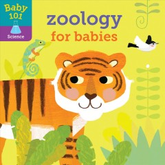 Zoology for babies - Jonathan Litton