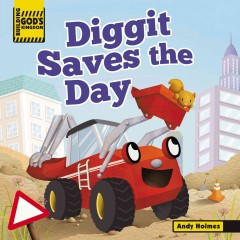 Diggit saves the day - Andy Holmes