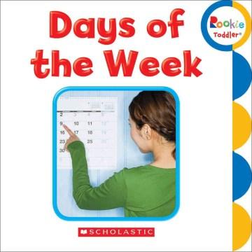 Days of the week - Jodie Shepherd