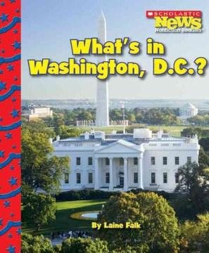 What's in Washington, D.C.? - Laine Falk