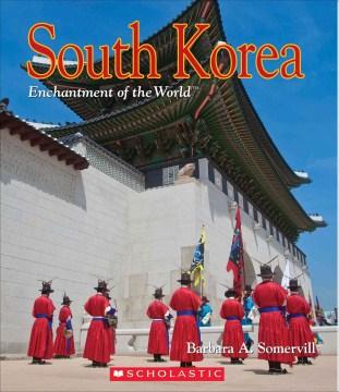 South Korea - Barbara A Somervill