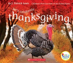 Let's celebrate Thanksgiving - J. Patrick Lewis