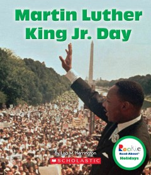 Martin Luther King Jr. day - Lisa M Herrington