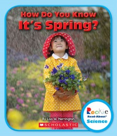 How do you know it's spring? - Lisa M Herrington