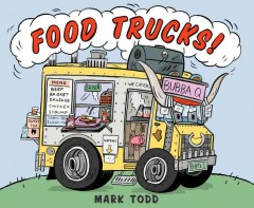 Food trucks! - Mark Todd