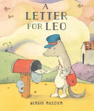 A letter for Leo - Sergio Ruzzier