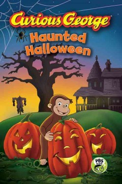 Haunted Halloween - C. A. author Krones