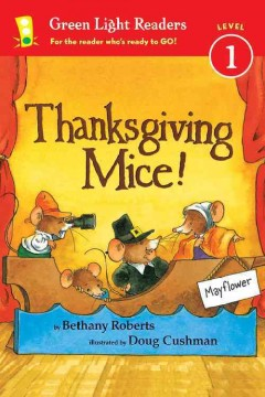Thanksgiving mice! - Bethany Roberts