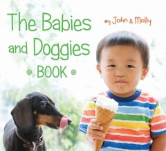 The babies and doggies book - John Schindel